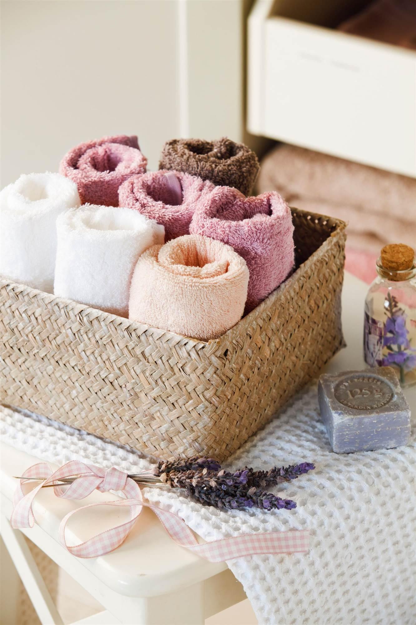 C mo elegir y cuidar las toallas - Como lavar toallas ...