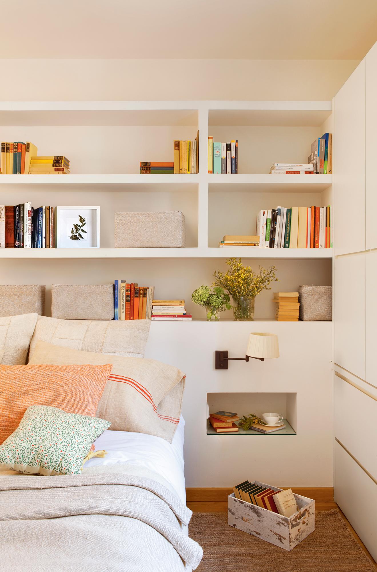 50 claves para lograr una casa perfecta - Cabeceros con luz ...