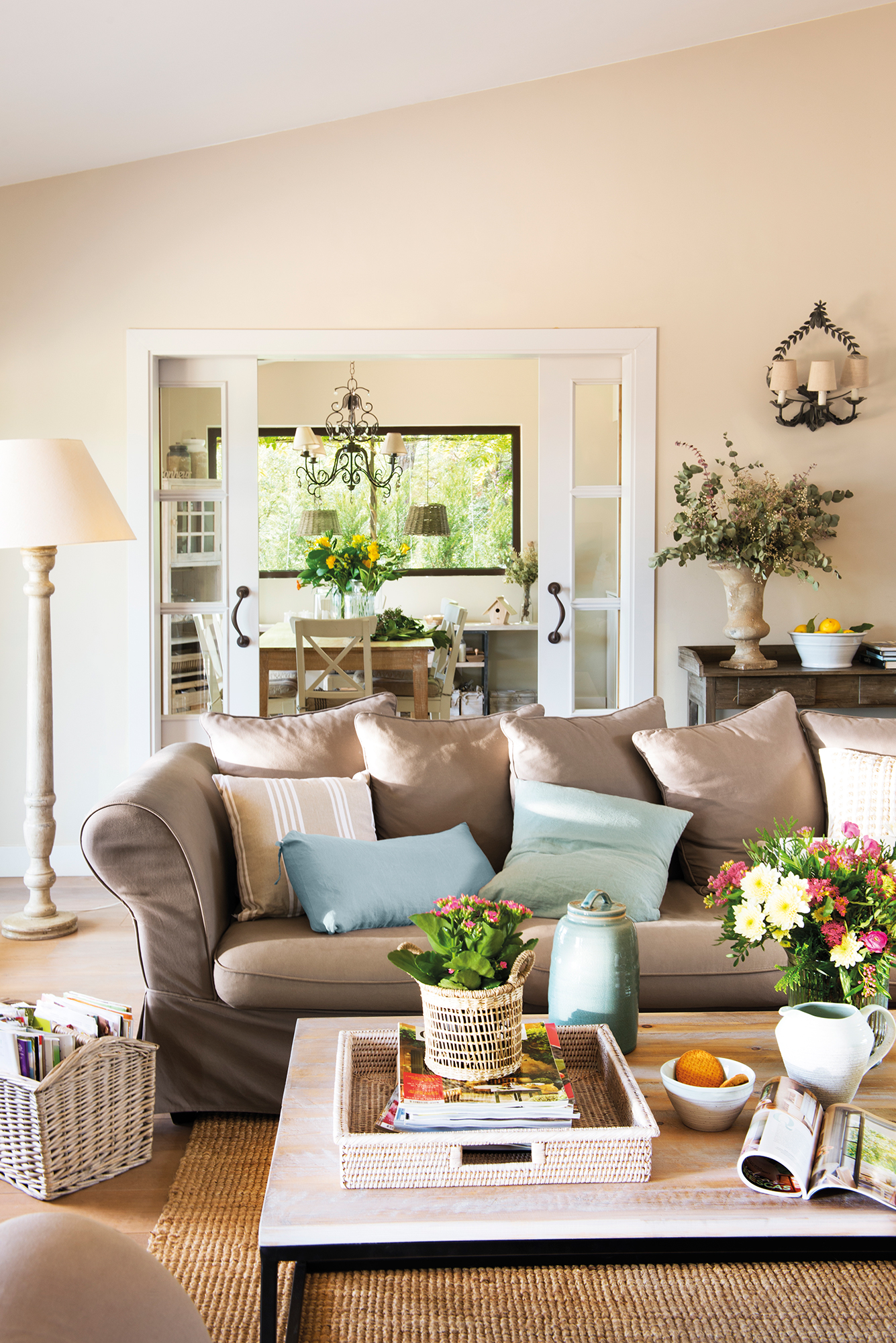 50 claves para lograr una casa perfecta - Sofas para salones ...
