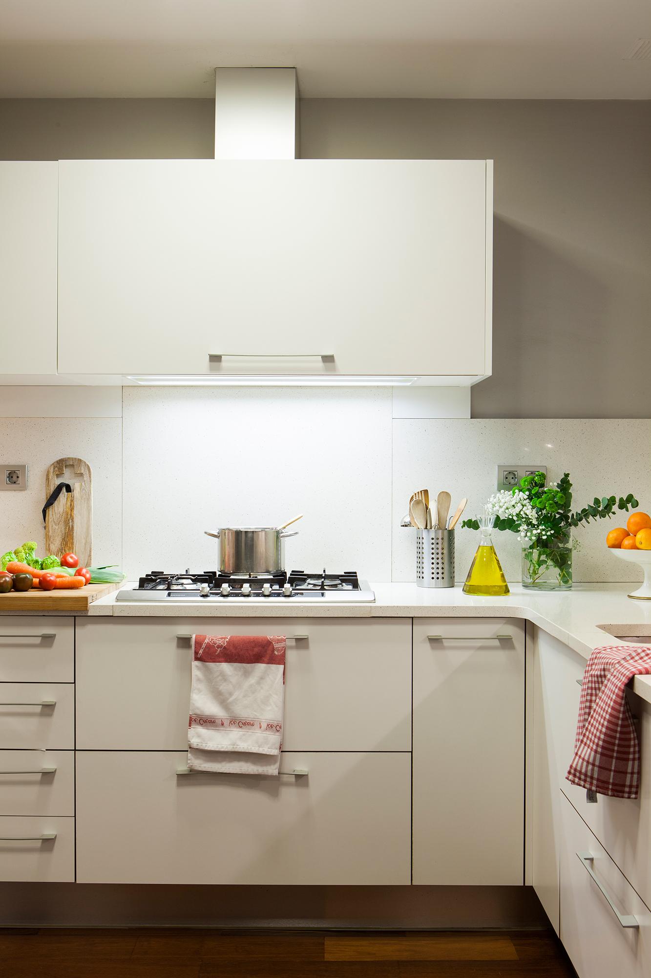 Cmo iluminar la cocina 20 claves