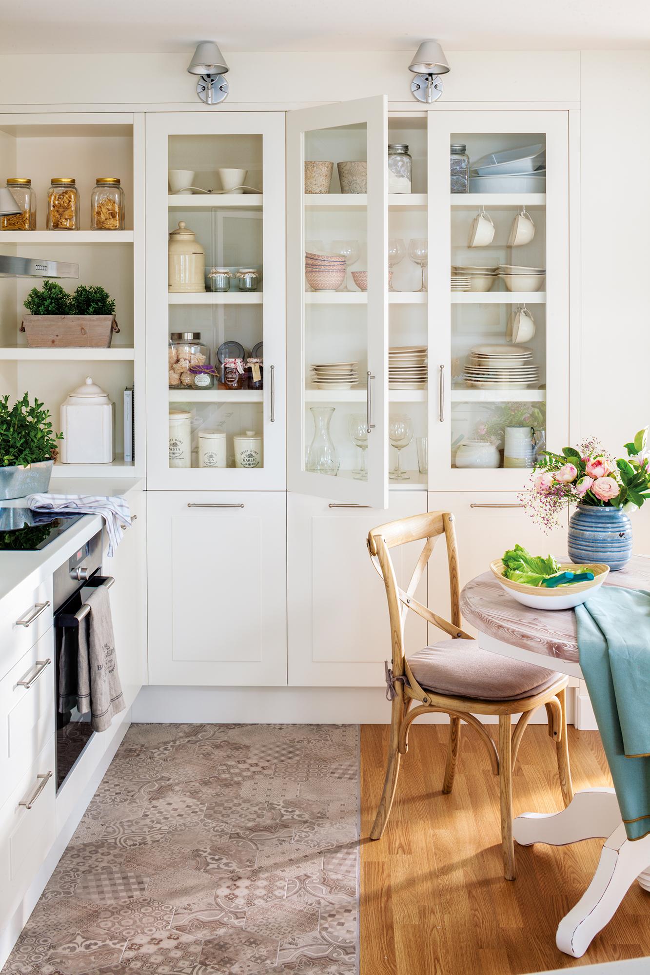 Muebles de cocina elmueble - Vitrinas para vajillas ...