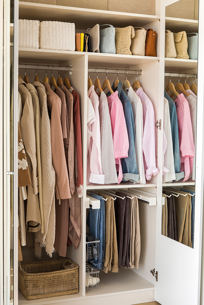 Armarios roperos armarios de cocina y armarios de ba o - Armarios empotrados rusticos ...
