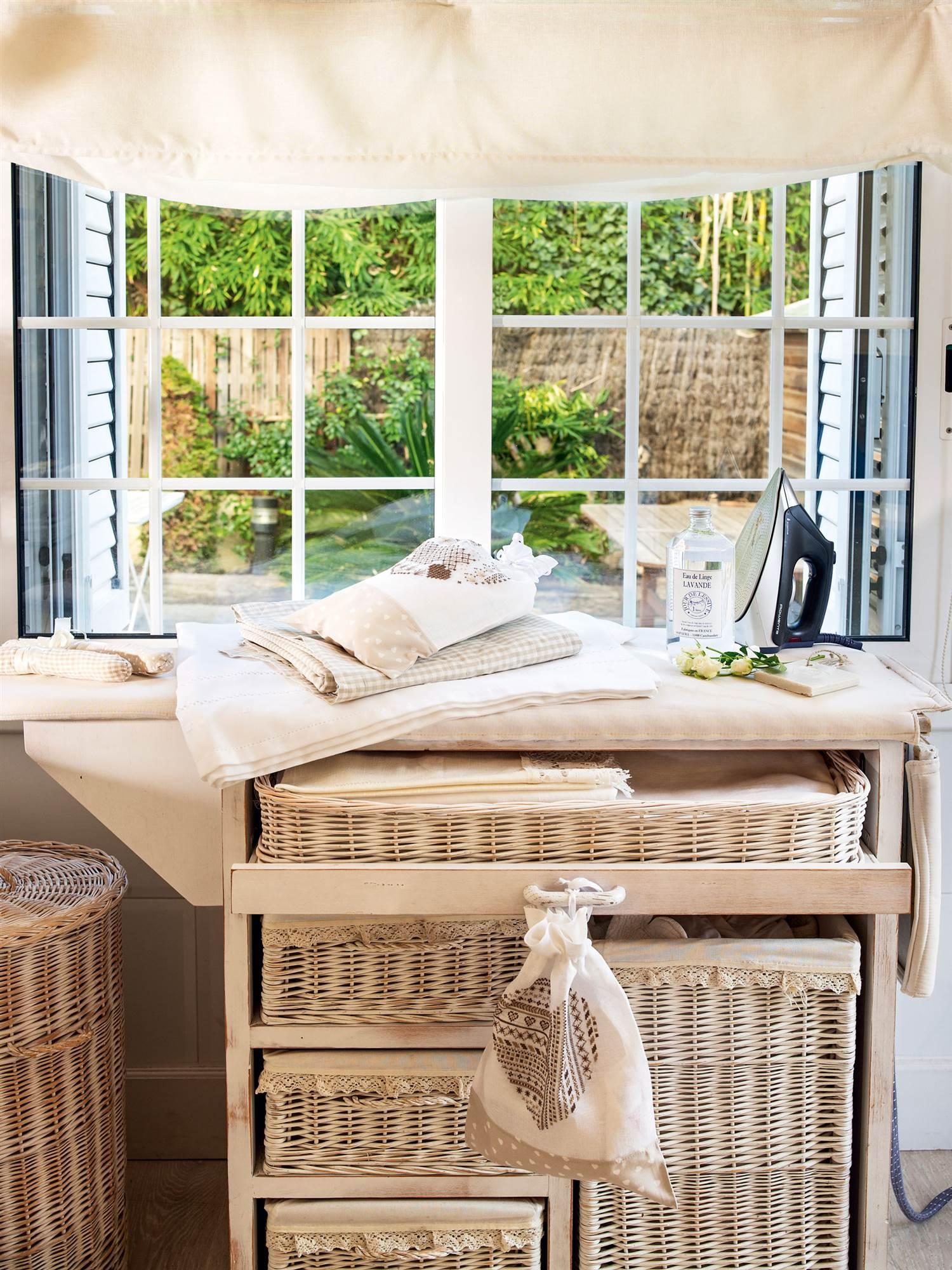 Crea un planchador perfecto for Planchador de ropa