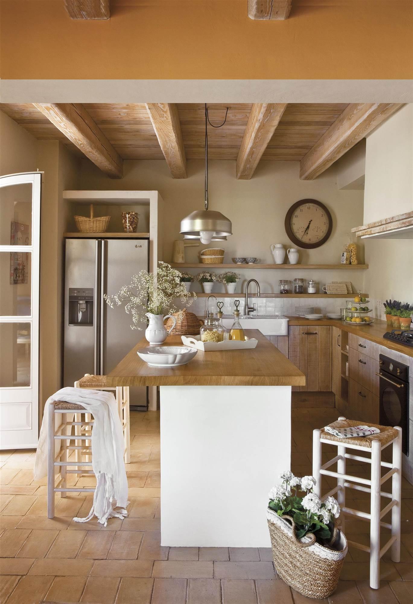 658eba1d5c4 7 cocinas decoradas con diferentes estilos
