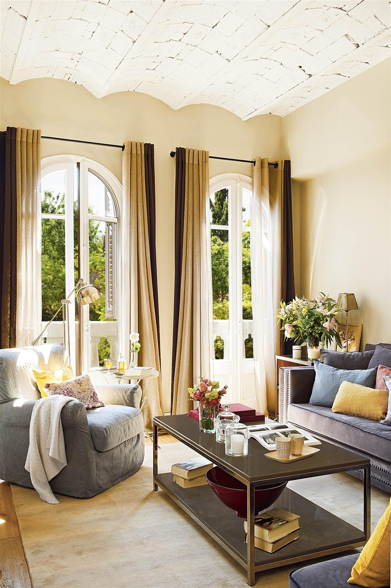 Cortinas perfecta para ventanas ideales for Cortinas para balcones exteriores