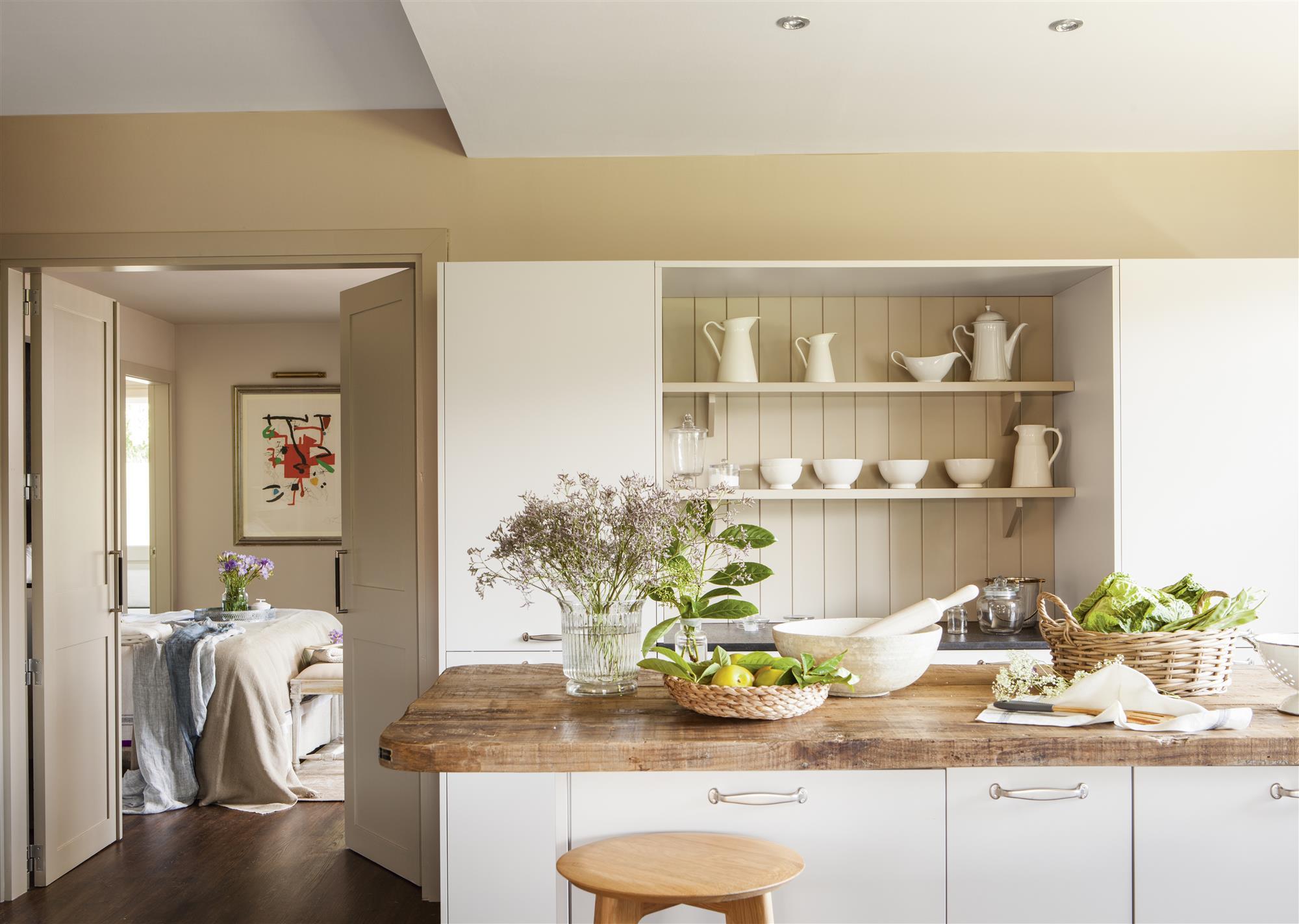 Muebles de cocina elmueble - Cocinas estilo nordico ...