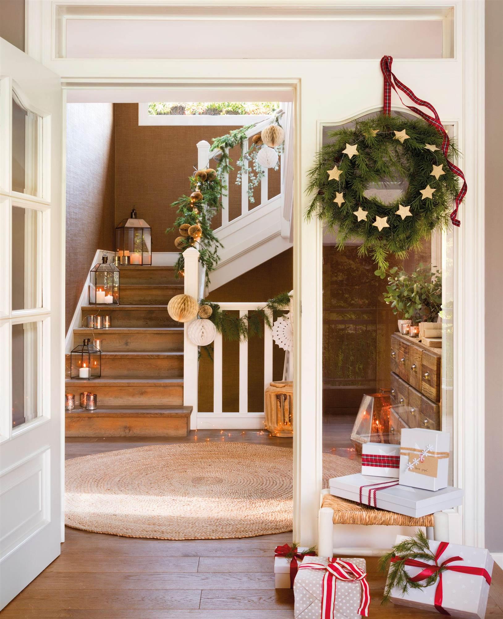 Revista el mueble diciembre 2017 for Adornos para escaleras