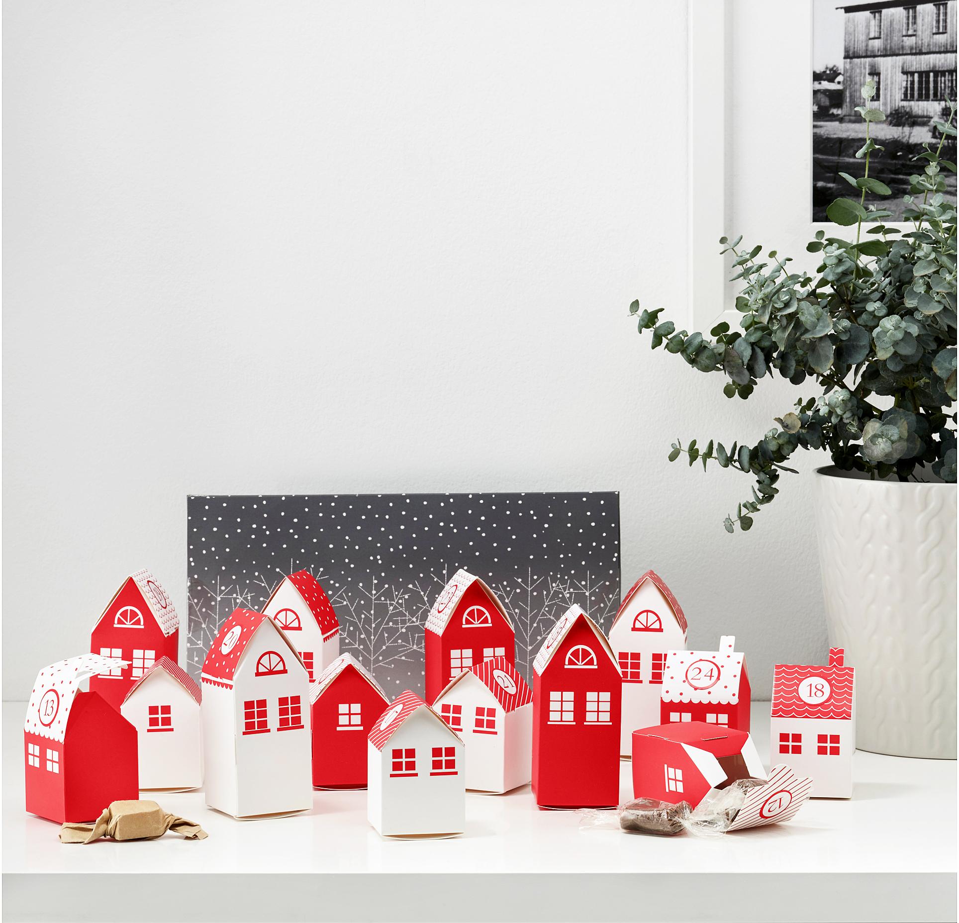 La fiesta de los ni os unas navidades con y para los peques for Calendario adviento ikea