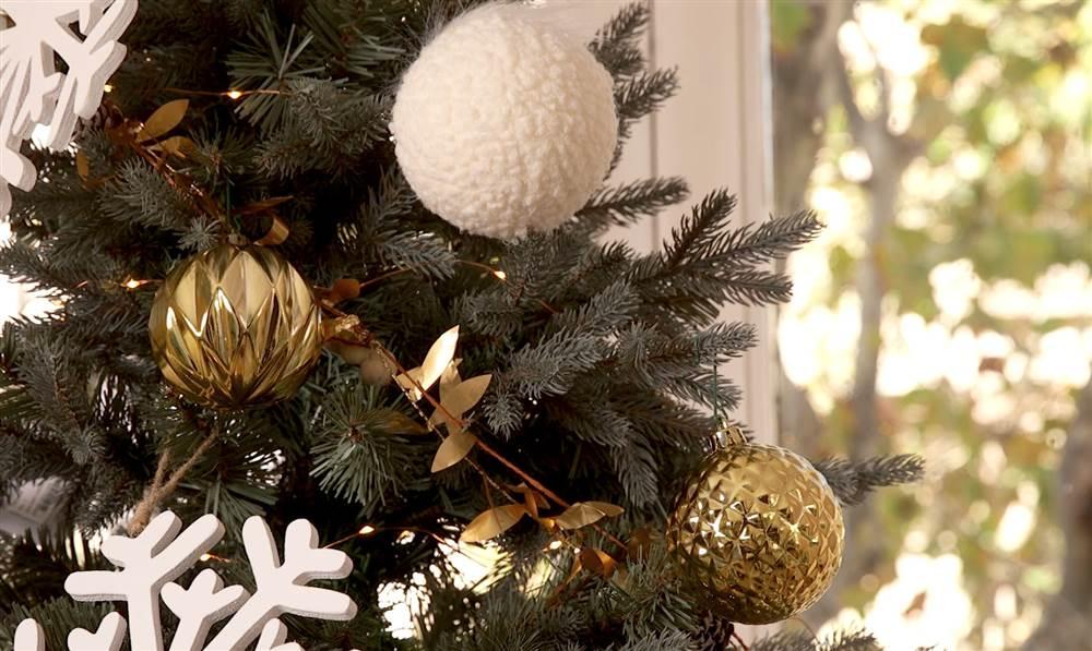 Decora tu rbol de navidad como el de una revista - Como se decora un arbol de navidad ...