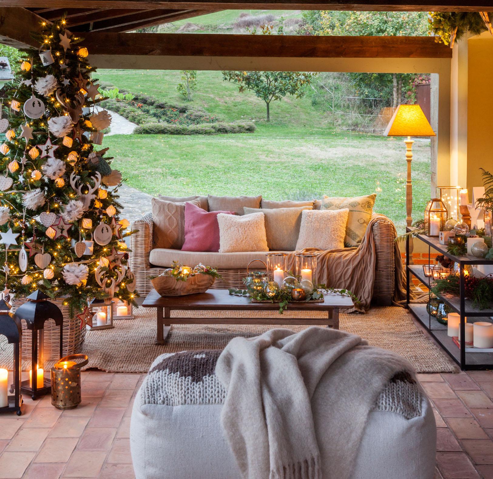 Terrazas muebles mesas e ideas para tu terraza el mueble for Sofa baul terraza