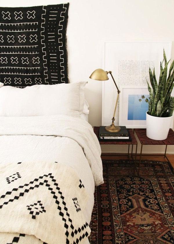 Tejidos mud cloth una tendencia que arrasa en internet - Textil dormitorio ...