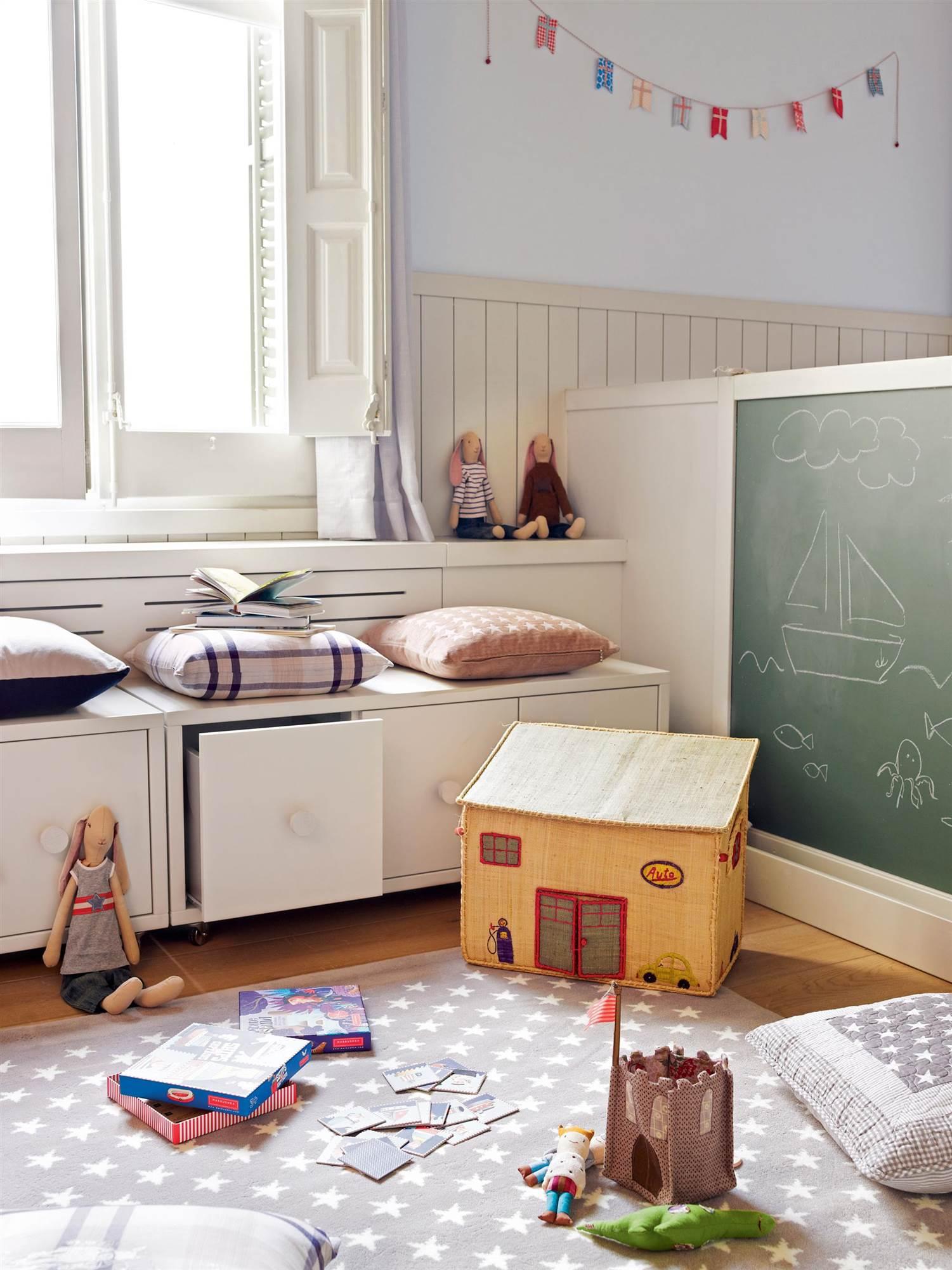 Habitaciones Infantiles Decoraci N Y Elecci N De Colores Elmueble ~ Alfombras Para Dormitorios Juveniles