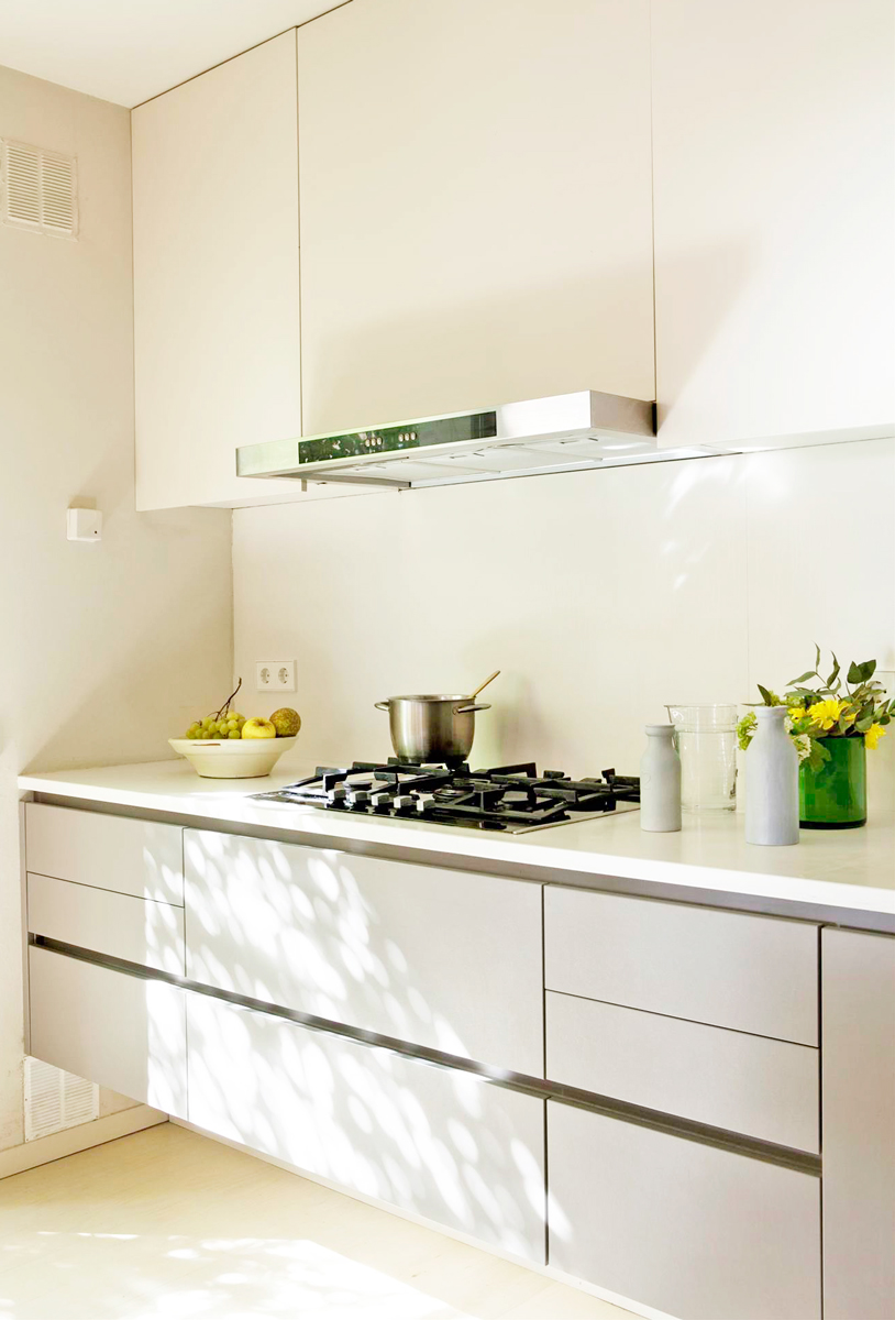 Tiradores de muebles de cocina fabulous tira de cuero - Tiradores de cocina modernos ...