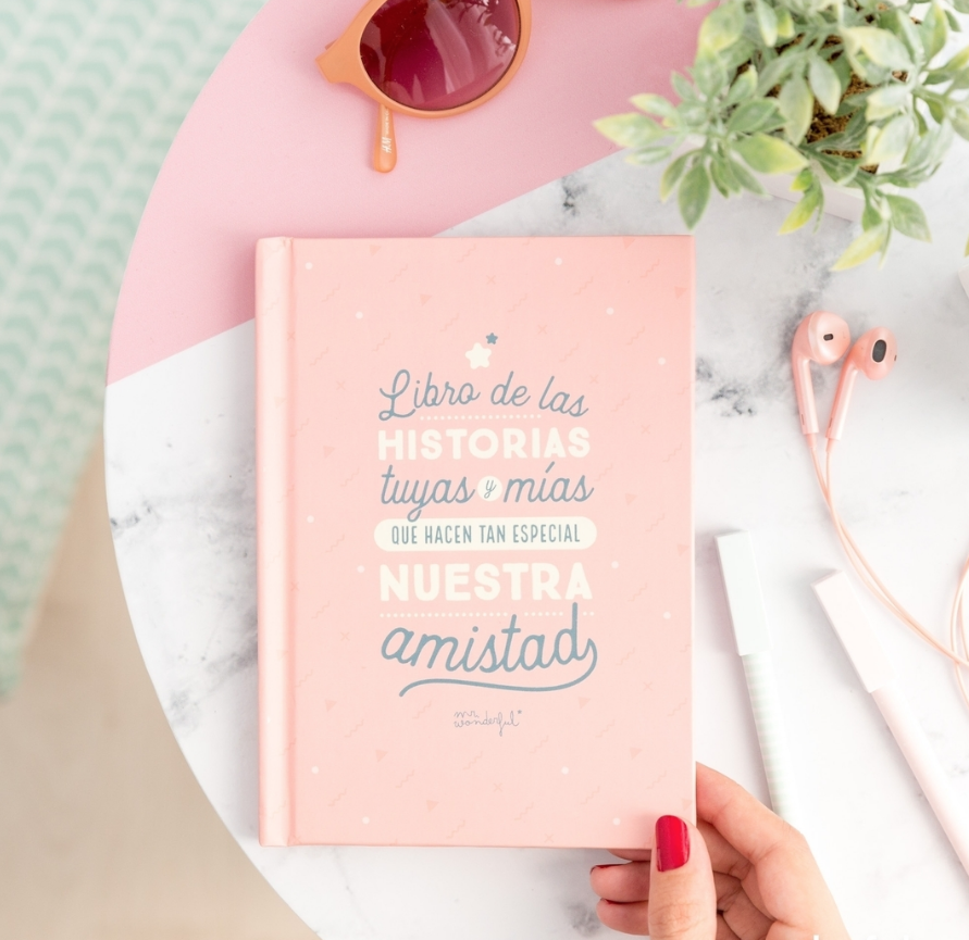 libreta mr wonderful amistad. 10. Mr. Loveful