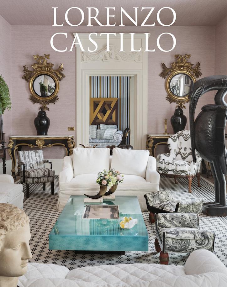 15 libros de decoraci n que no te puedes perder - Lorenzo castillo decoracion ...