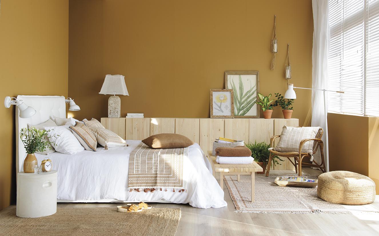 75 fotos de muebles de dormitorio - Combinar colores habitacion ...