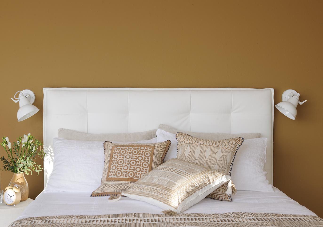 Consigue un dormitorio top - Cabeceros en blanco ...