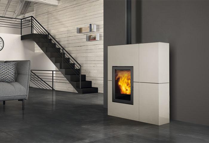 Las estufas de pellets calor limpio sostenible y econ mico - Estufa de calor ...