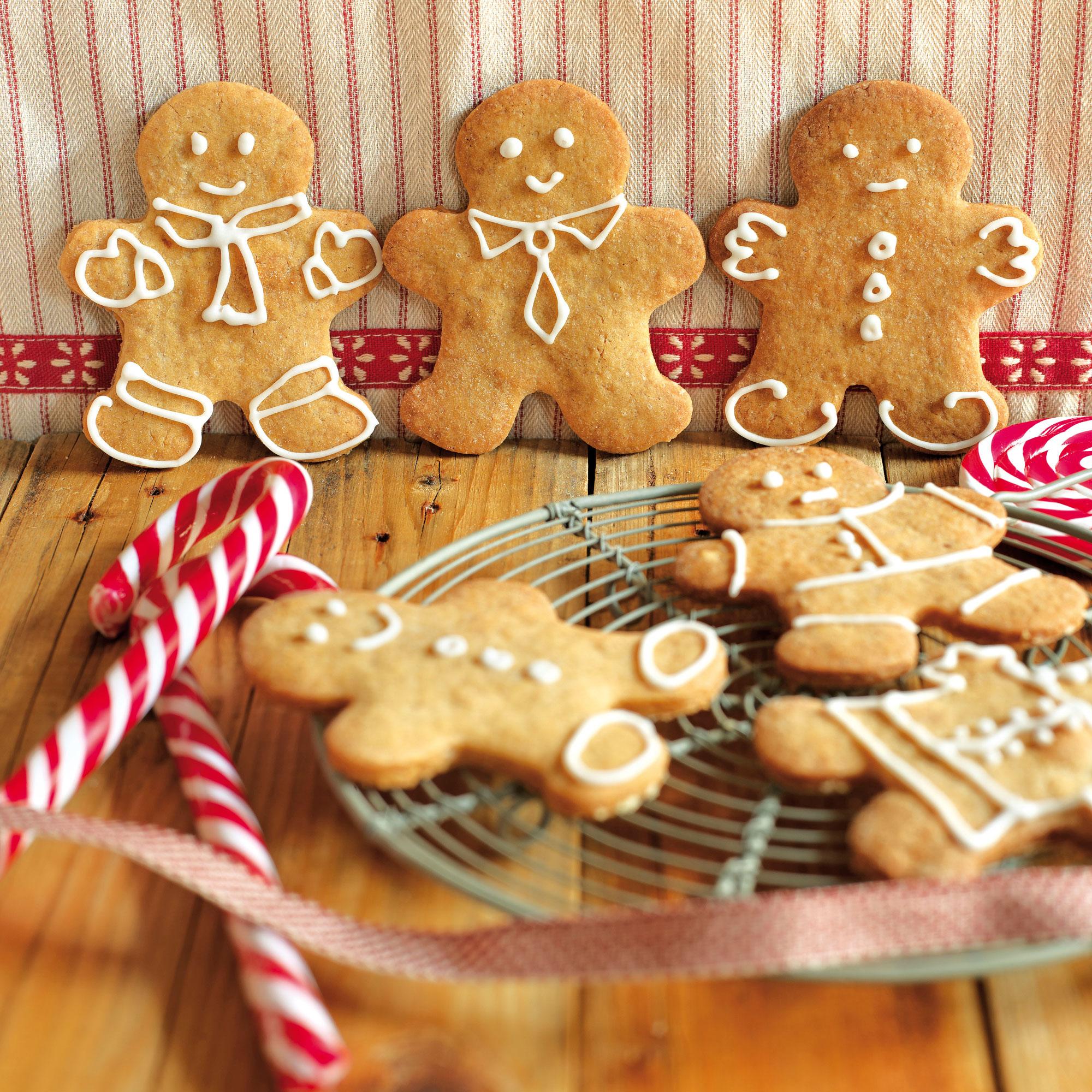 Galletas De Navidad Para Hacer En Casa Decorar Y Regalar