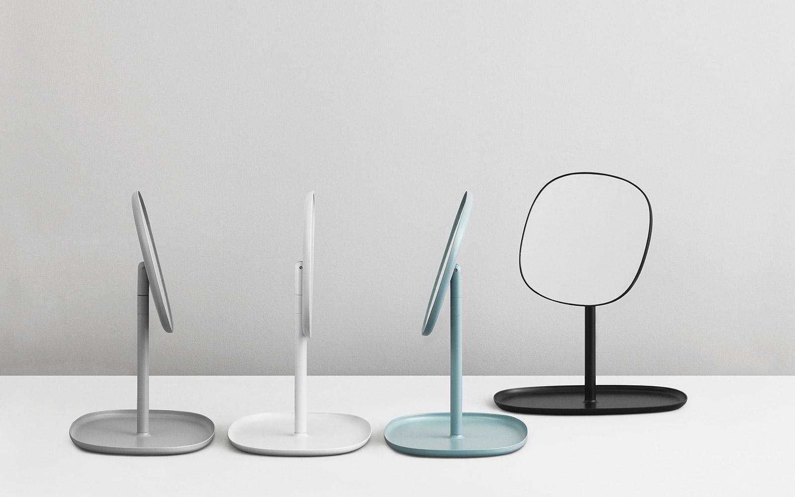 Espejos de todos los estilos y tama os el mueble for Espejos para mesa