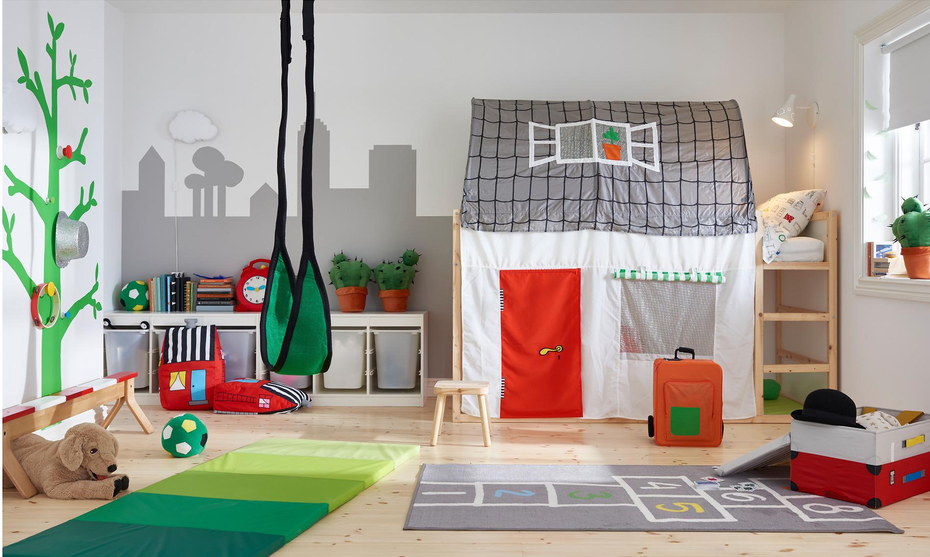 15 dise os de camas para dormir y jugar - Ikea cama alta ...