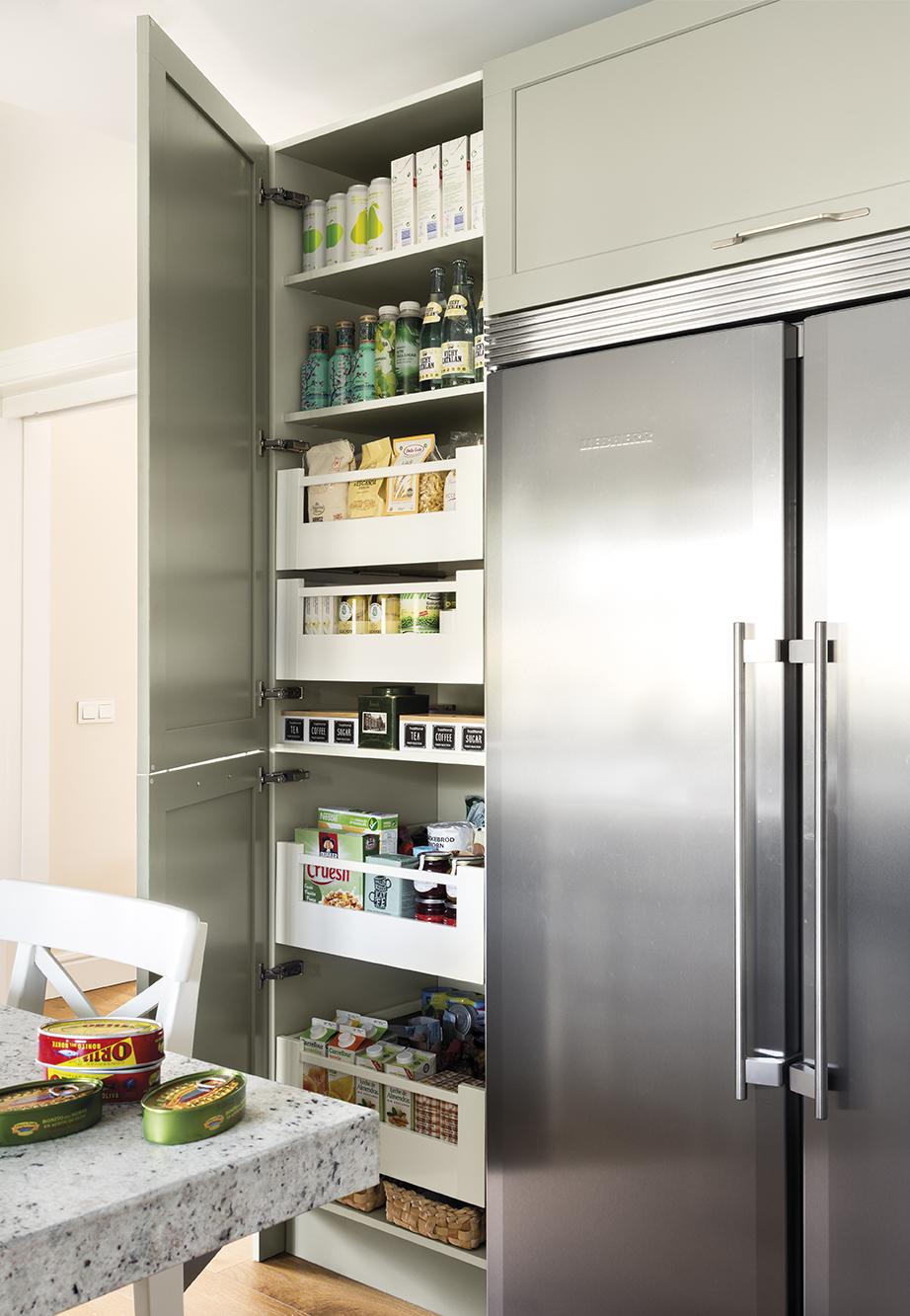 Ideas para ordenar la cocina - Como ordenar tu armario ...