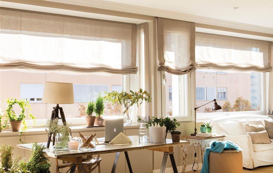 El mueble revista de decoraci n - El mueble cortinas ...