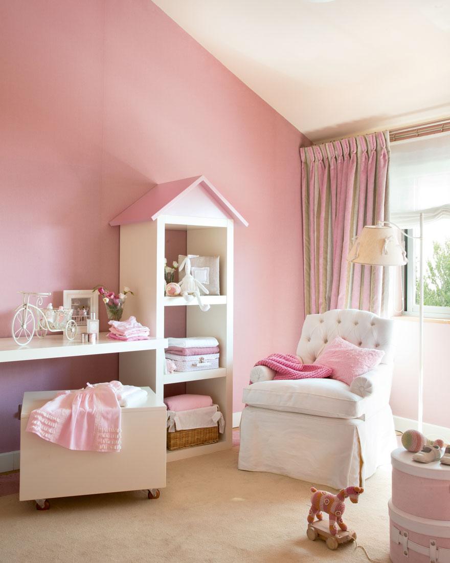 Colores para dormitorios infantiles - Ideas pintura habitacion ...