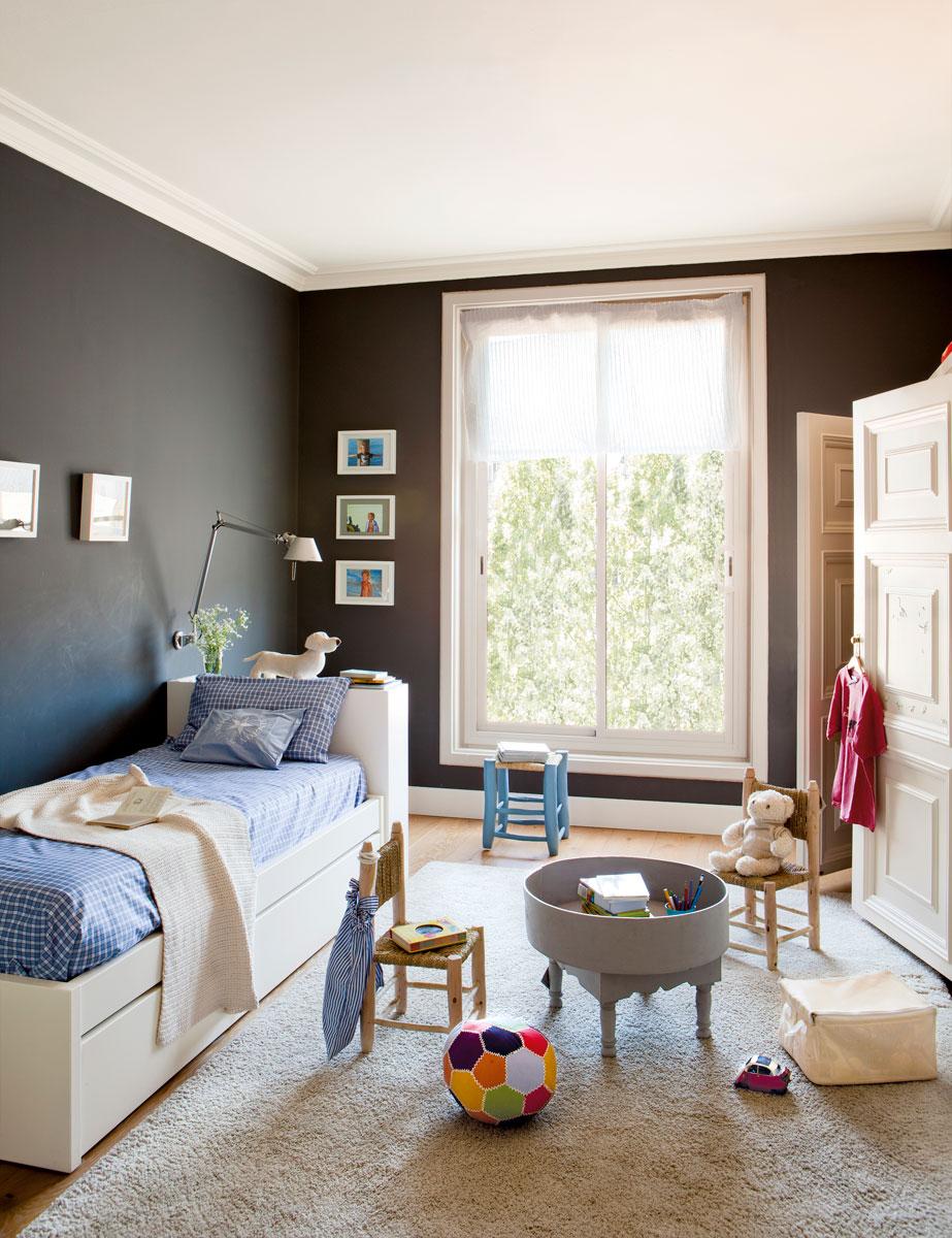 100 fotos de color - Ideas para pintar un cuarto juvenil ...