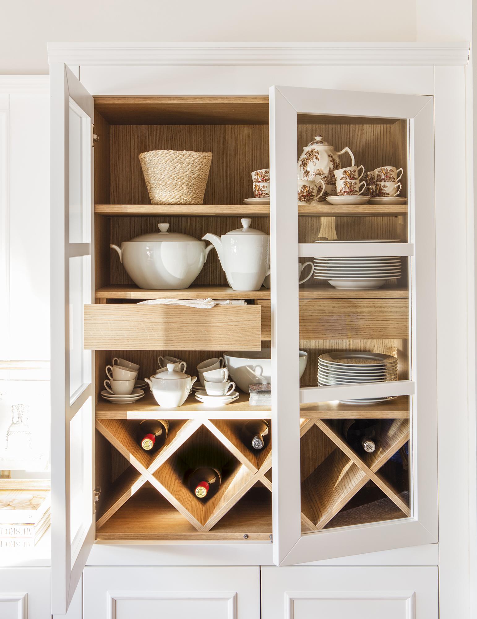Vajilleros De Dise O El Mueble # Muebles Vajilleros Para Comedor