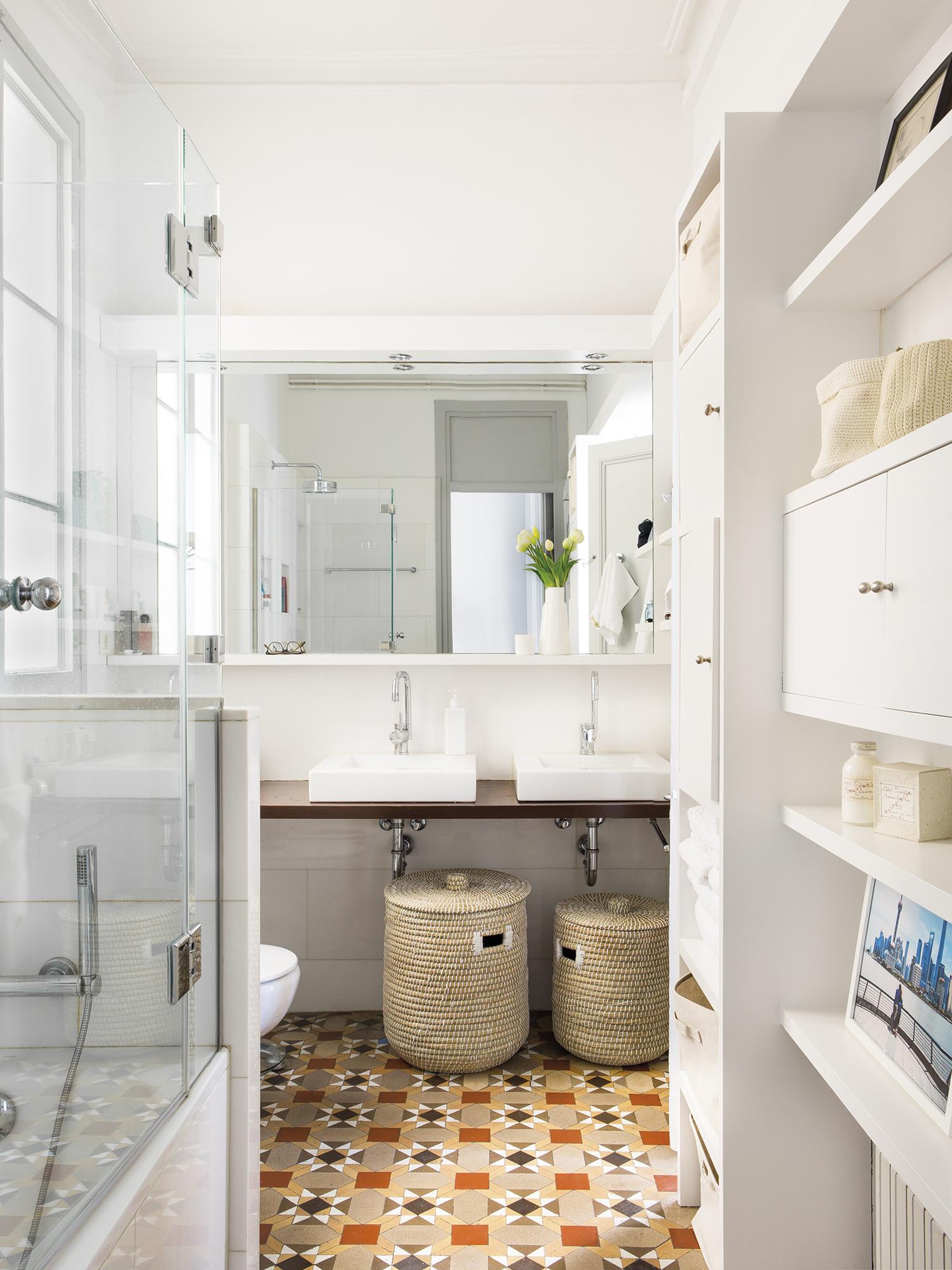 Un piso donde han puesto el dormitorio en el sal n - Piso sandra ...