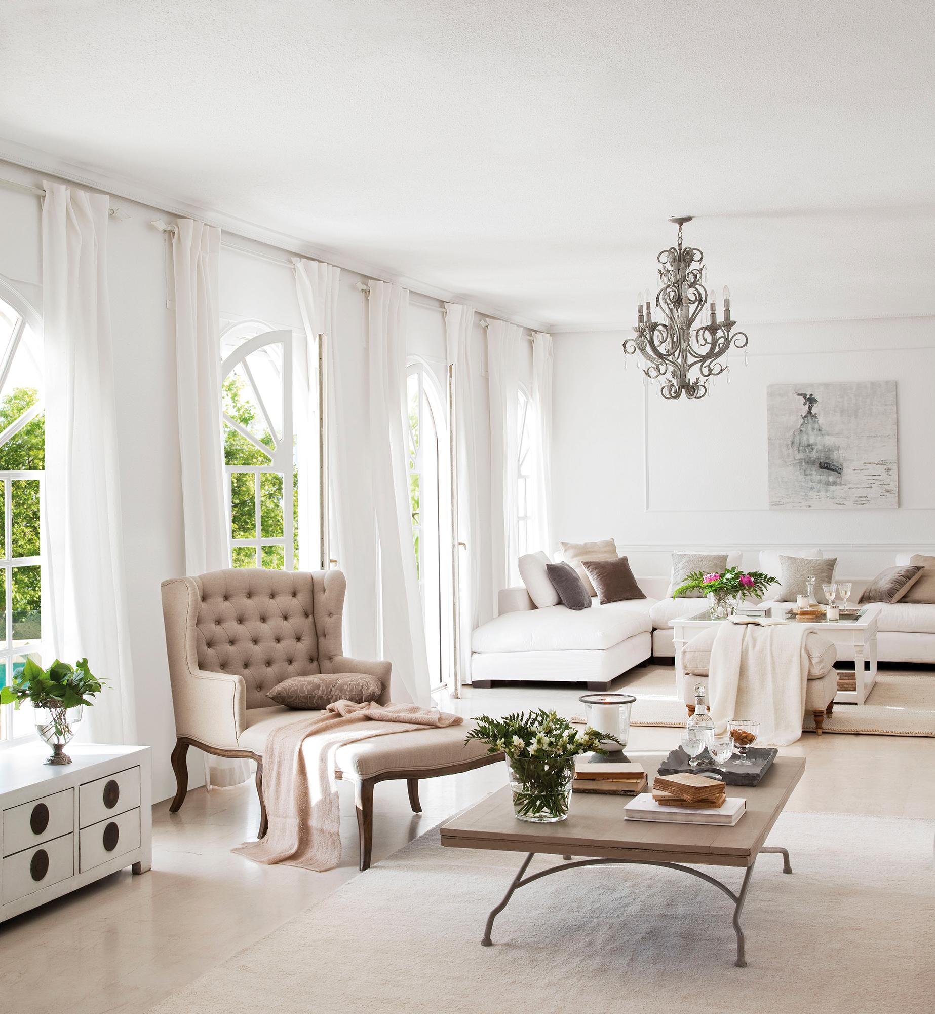 razones para amar el blanco con las ventanas de velux