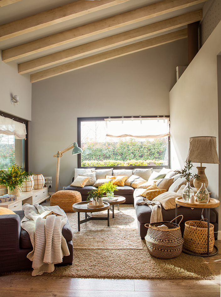 9 ventanas panorámicas para disfrutar de la luz y de las vistas