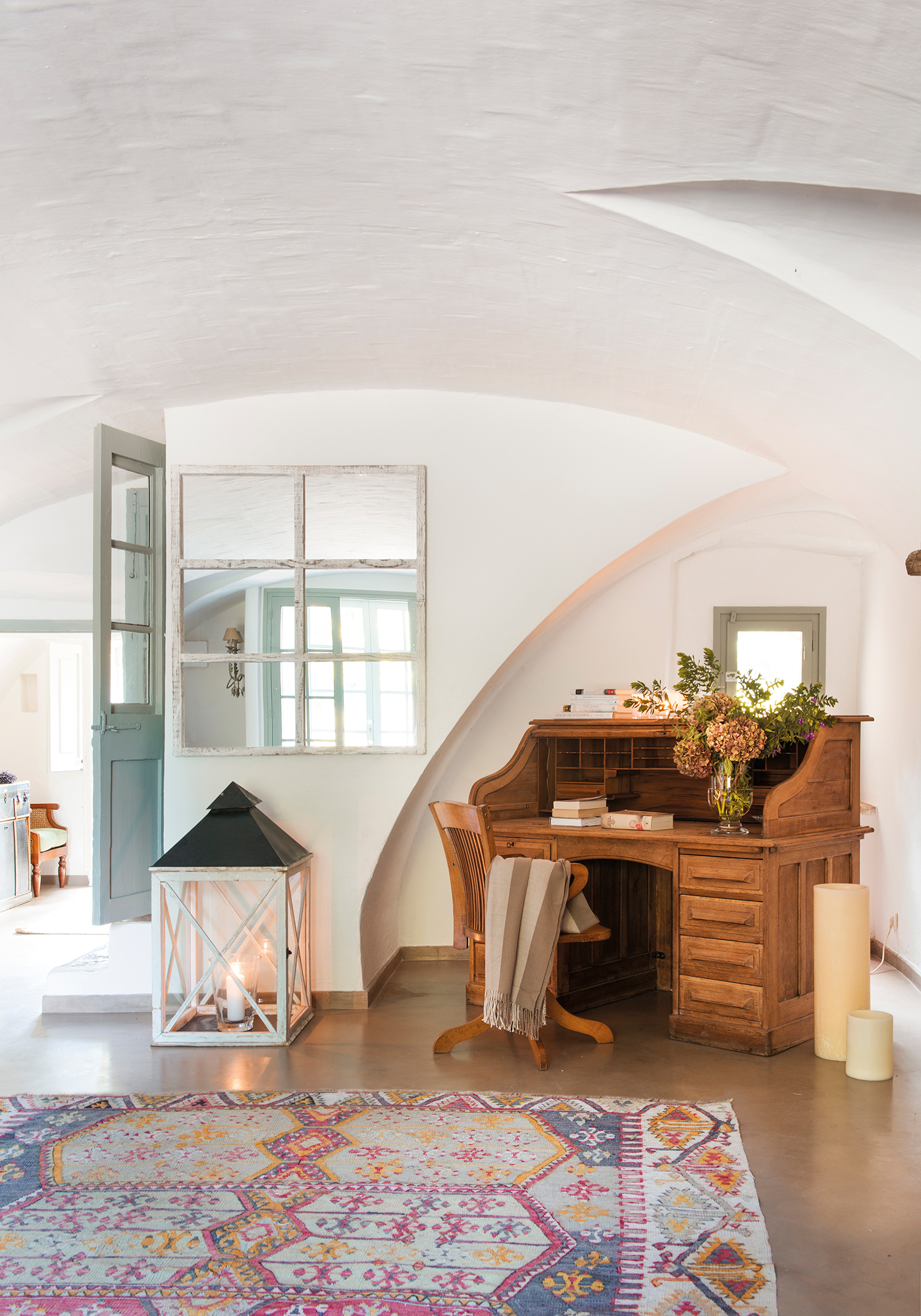 Muebles vintage y otras piezas que suman personalidad a la decoración