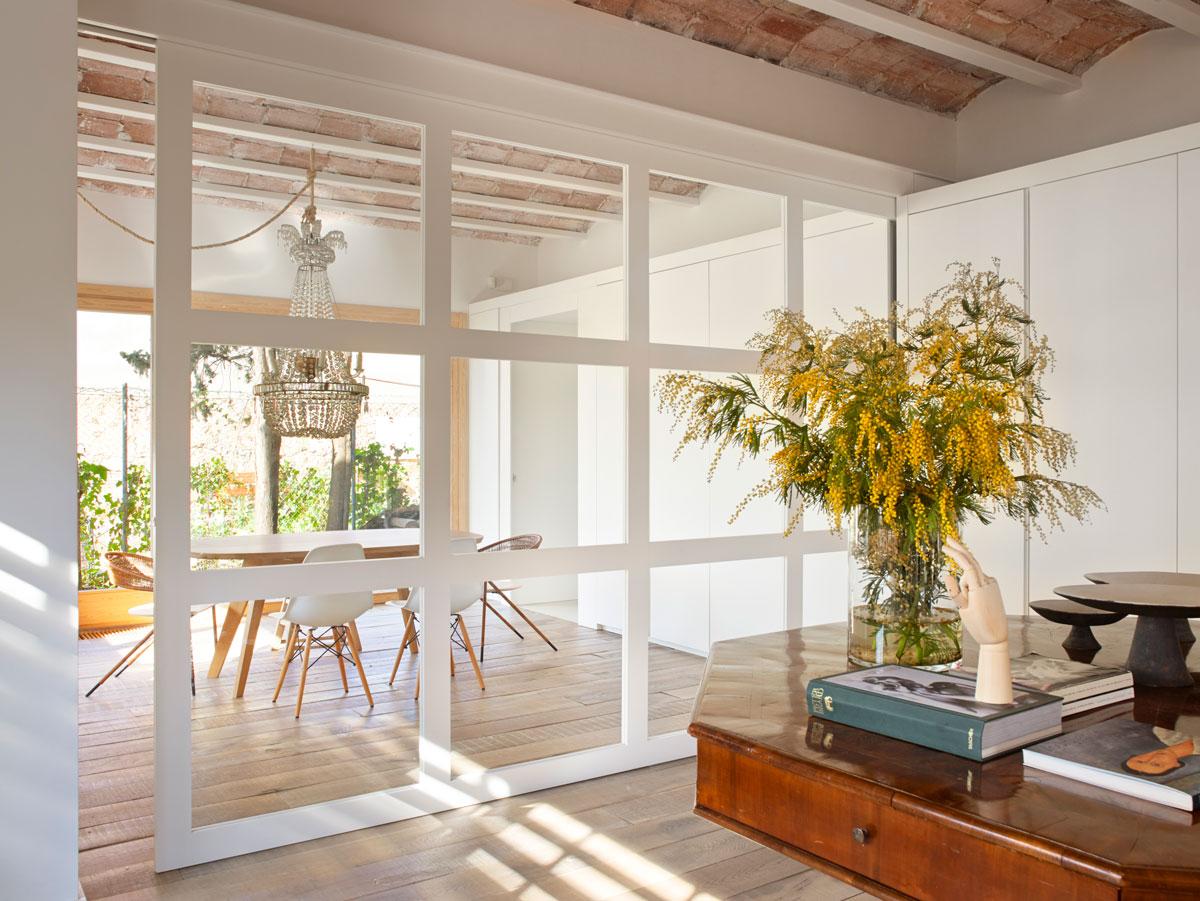 Puertas ideales para ti for Puertas madera y cristal interior