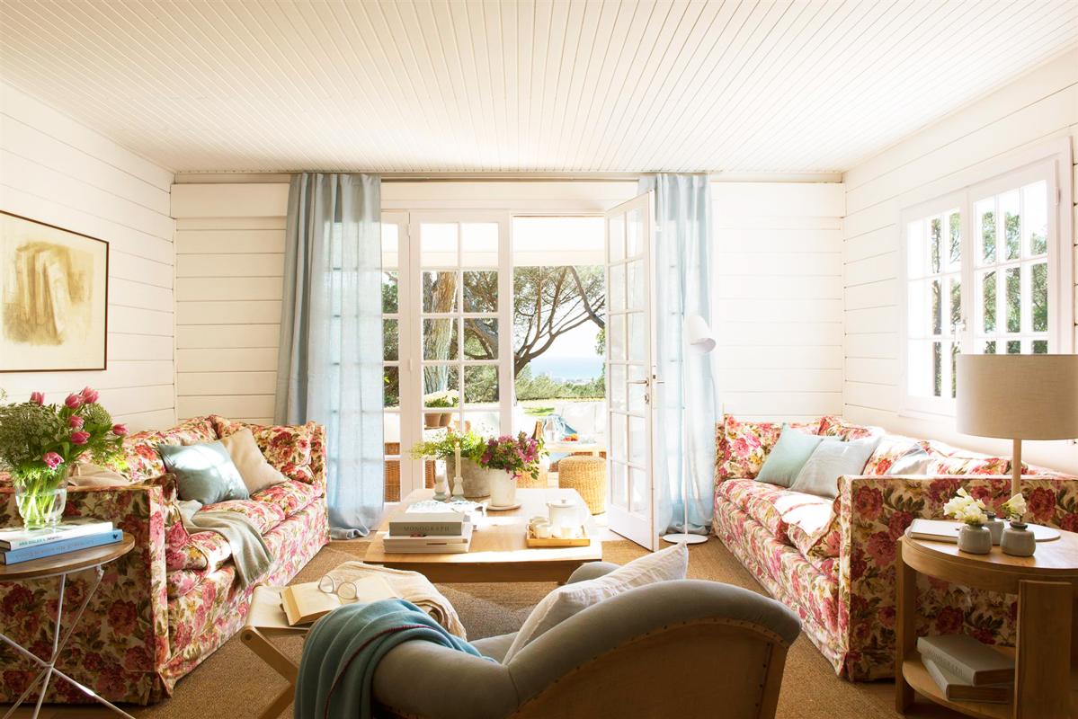 Cortinas perfecta para ventanas ideales for Telas para cortinas salon