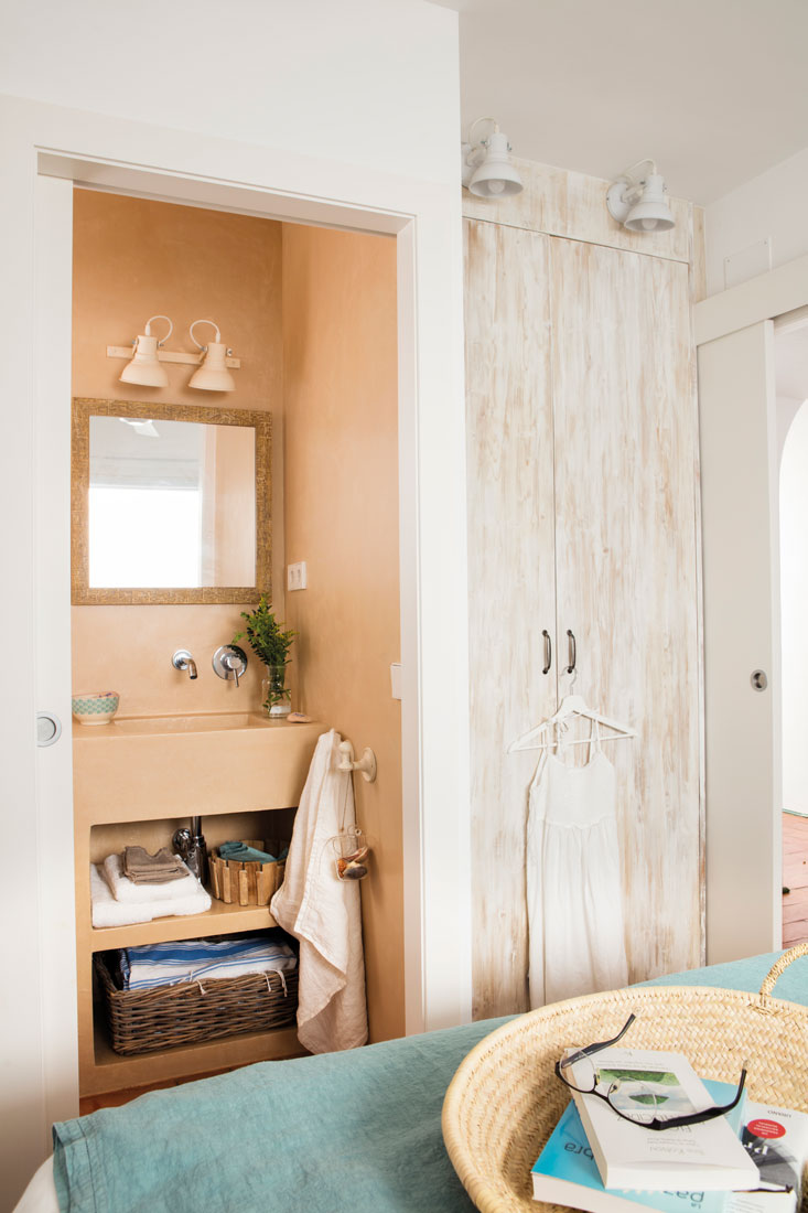216 fotos de puertas correderas for Puertas de dormitorio