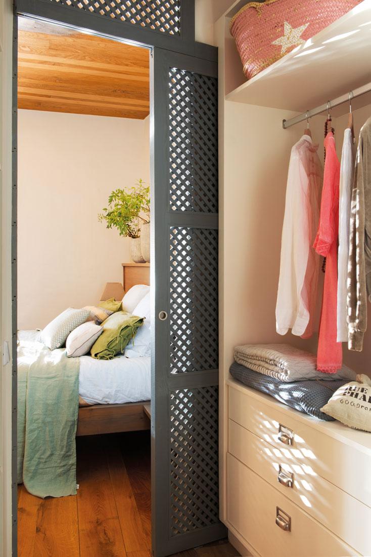 242 fotos de puertas correderas - Dormitorio vestidor ...
