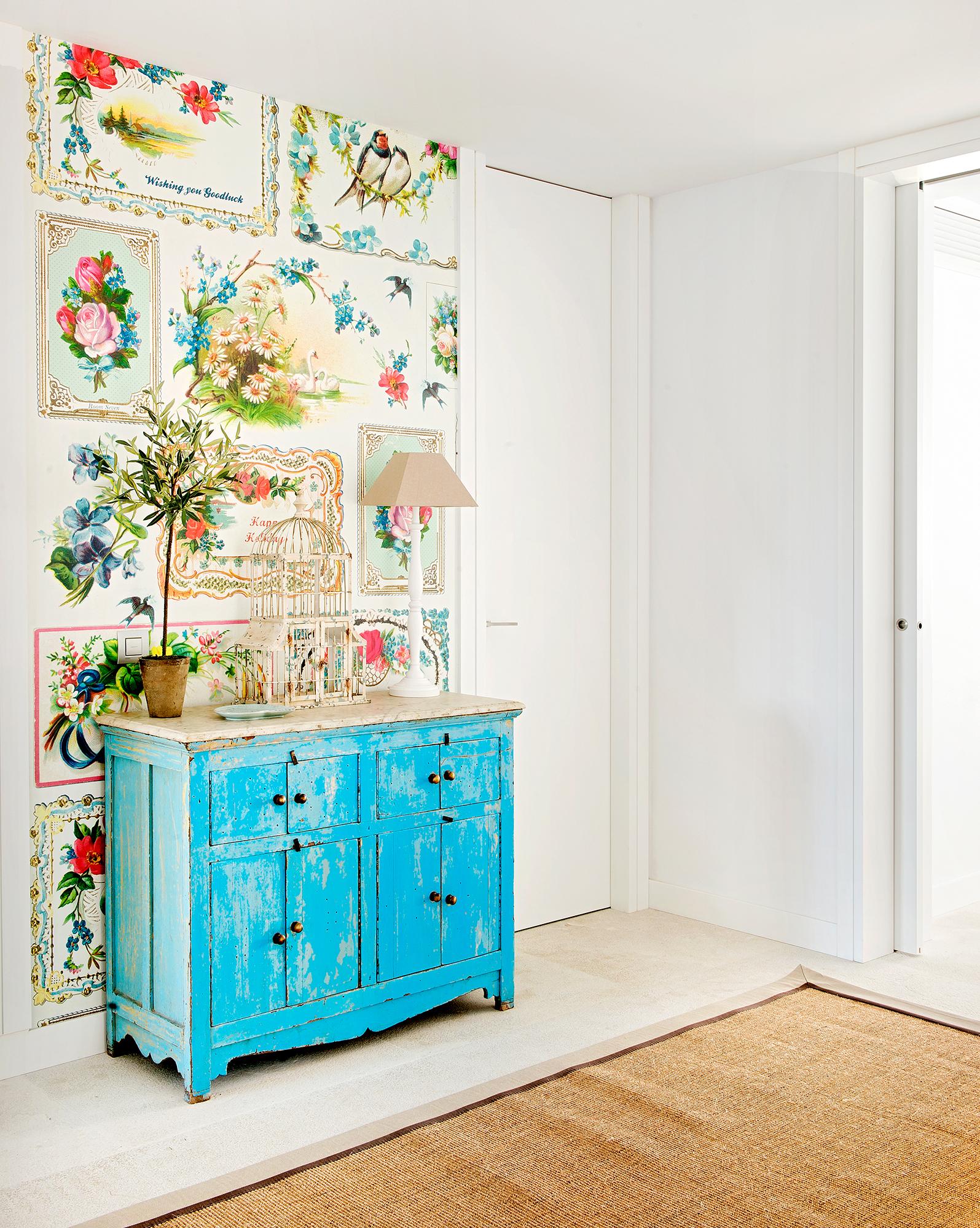 Pasillos Todo Sobre La Decoraci N De Pasillos Con Encanto # Muebles Punto Paso
