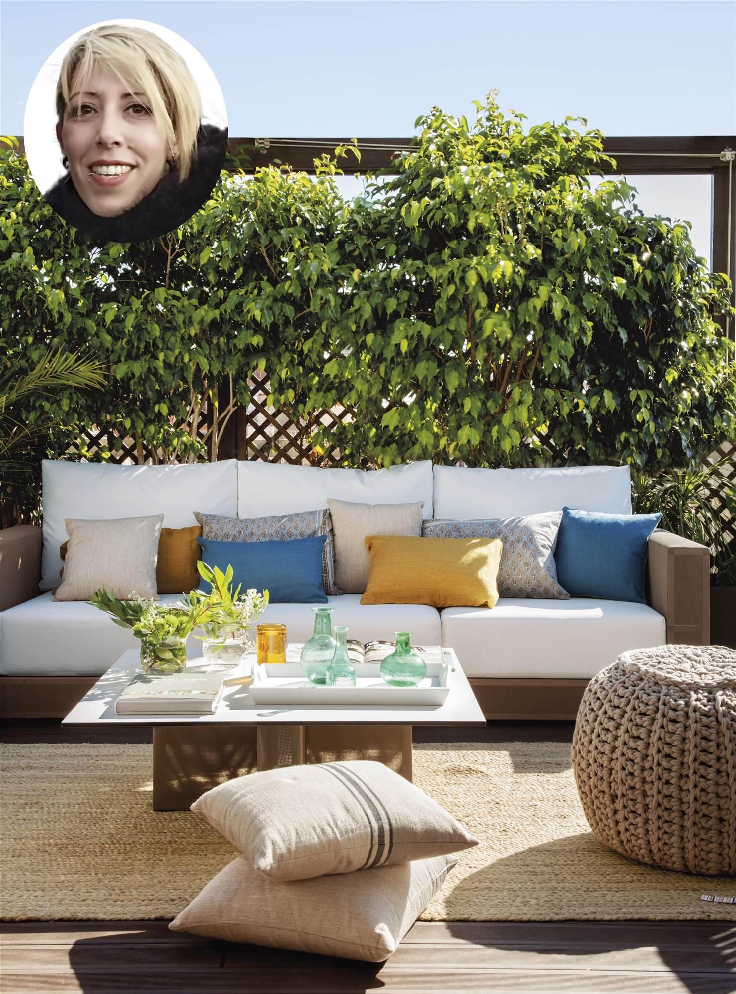 Terrazas muebles mesas e ideas para tu terraza el mueble for Tratamiento carcoma muebles