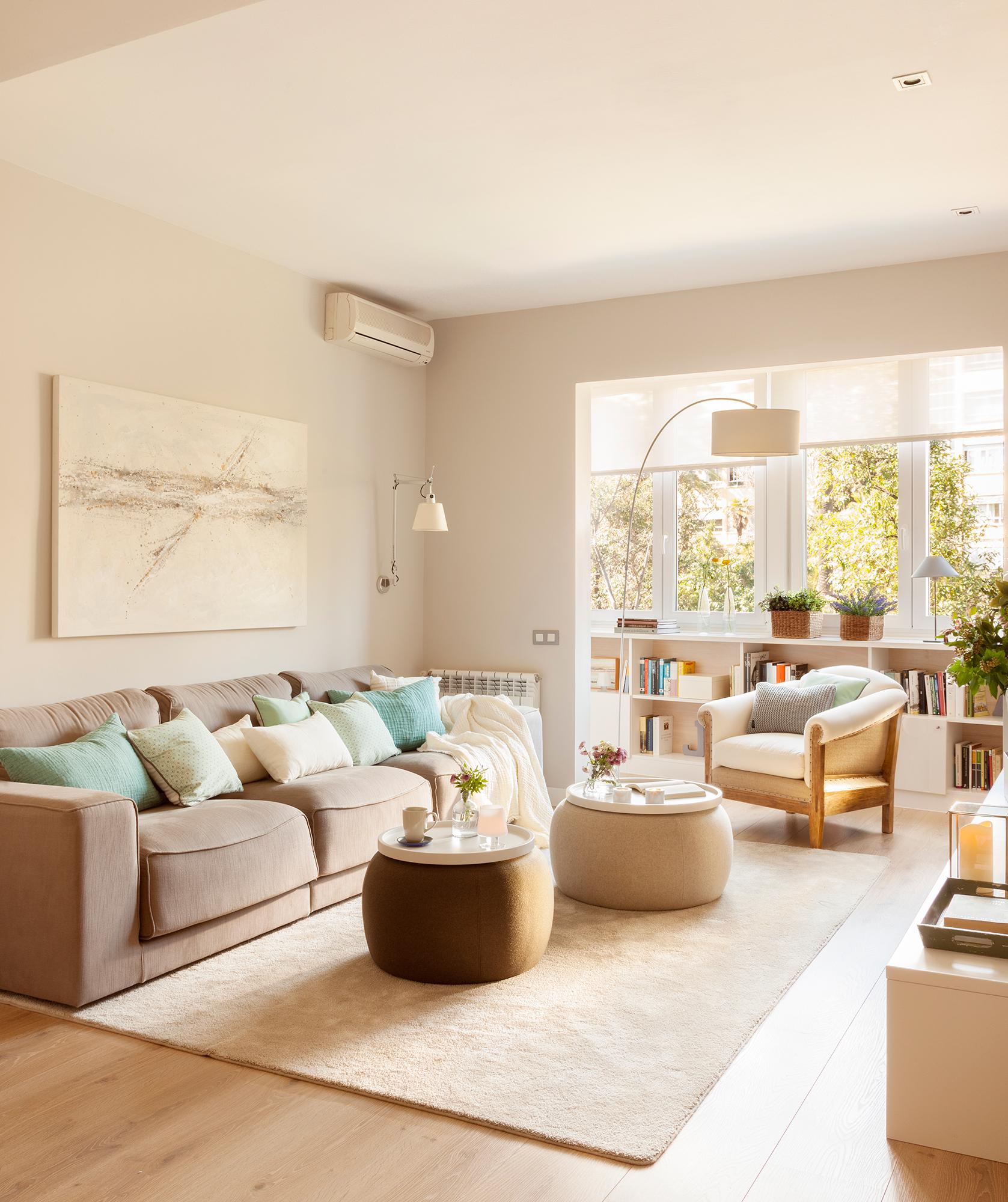 30 salones modernos y acogedores - Fotos decoracion salones modernos ...