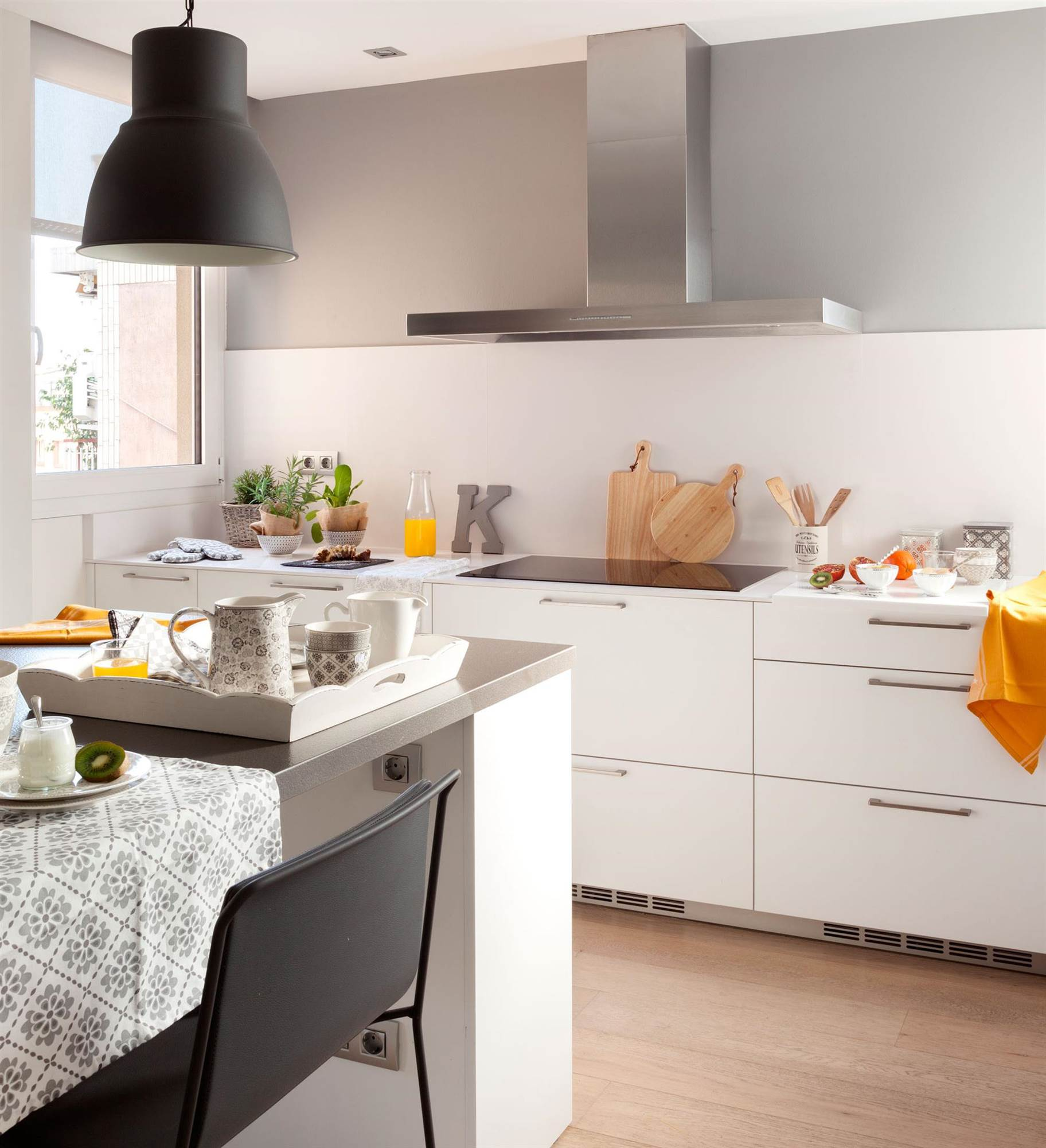 Encimeras de cocina materiales elegant encimeras de cocina materiales perfecto encimeras de - Material encimera cocina ...