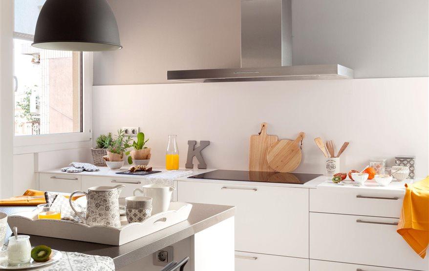 Materiales para el salpicadero de la cocina for Materiales de cocina