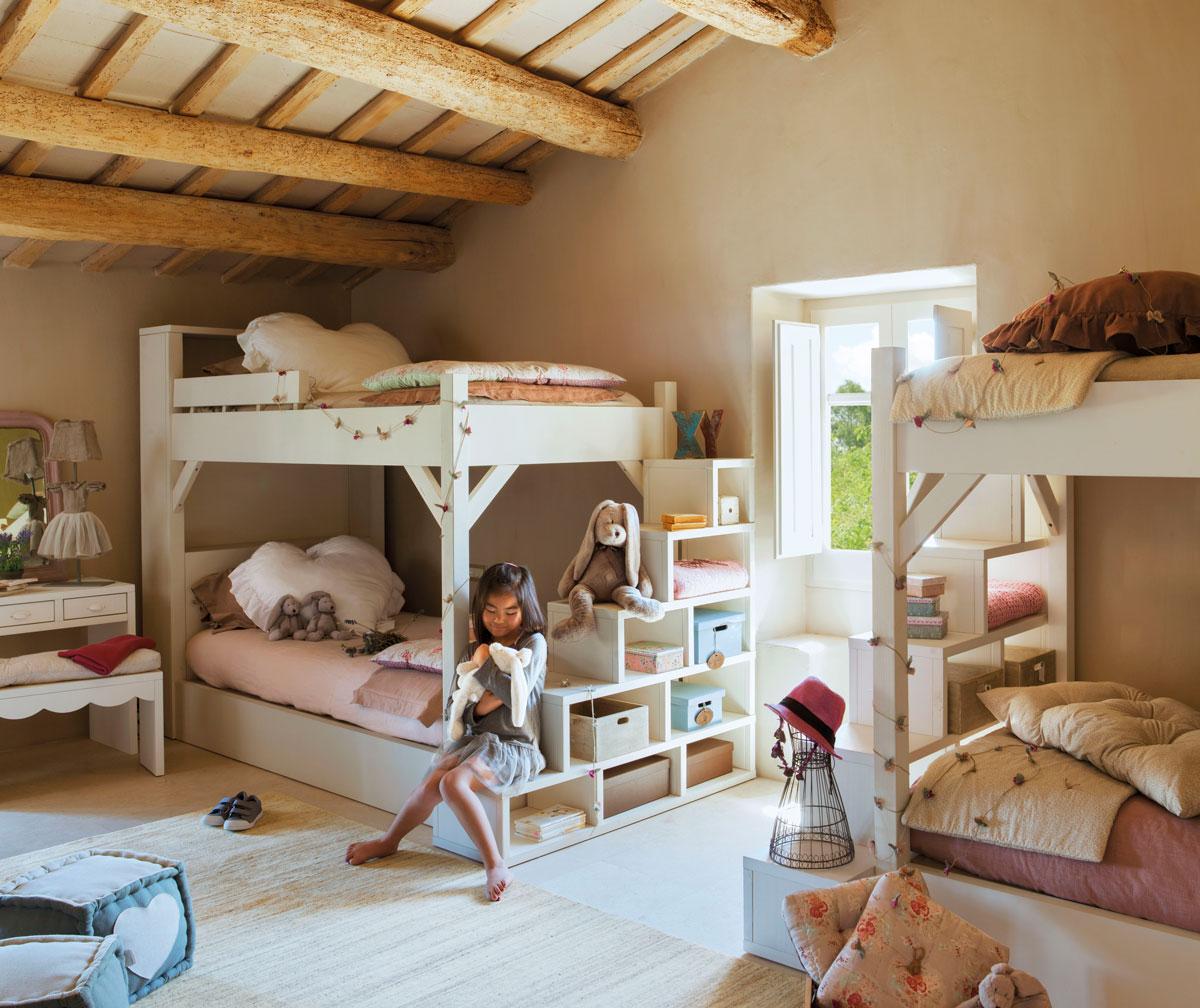 Дачные комнаты для детей фото