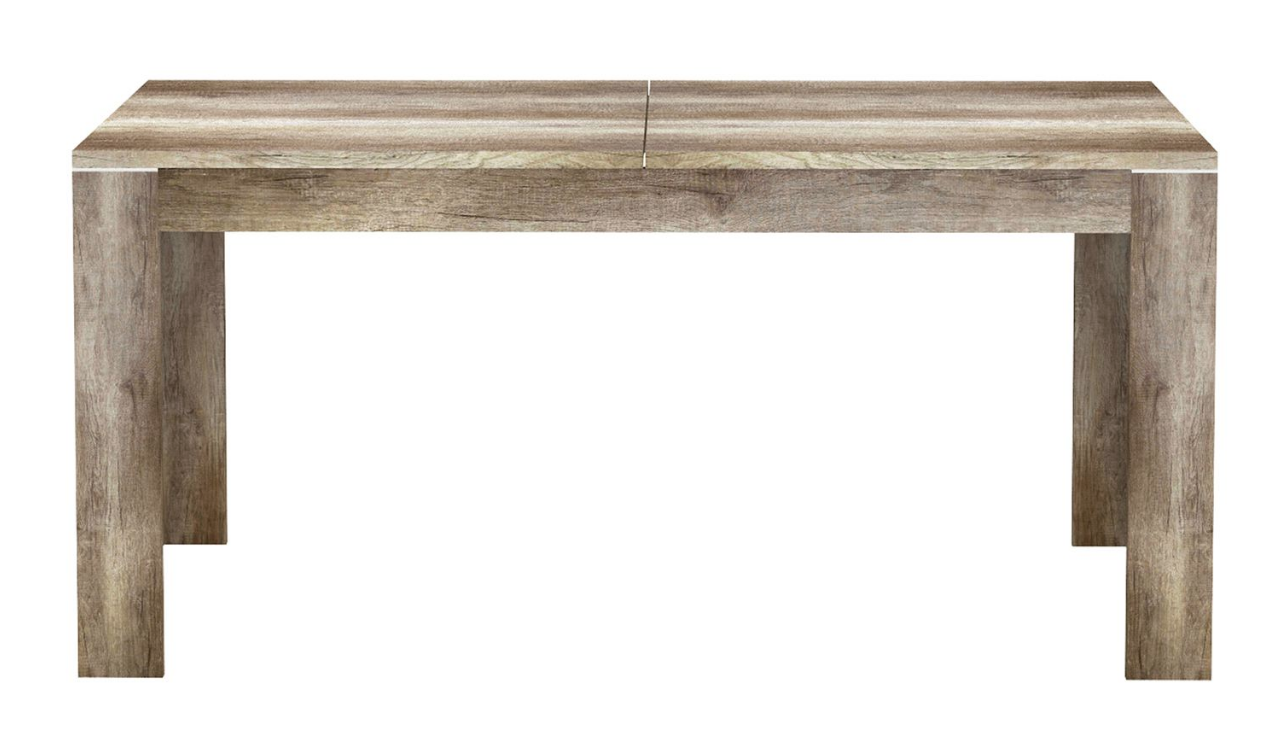 Las mejores mesas de comedor de el mueble for Mesa redonda conforama
