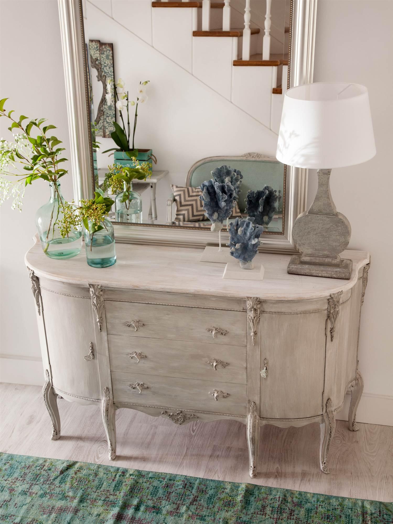 Recibidor muebles zapateros e ideas para recibidores - La comoda muebles ...