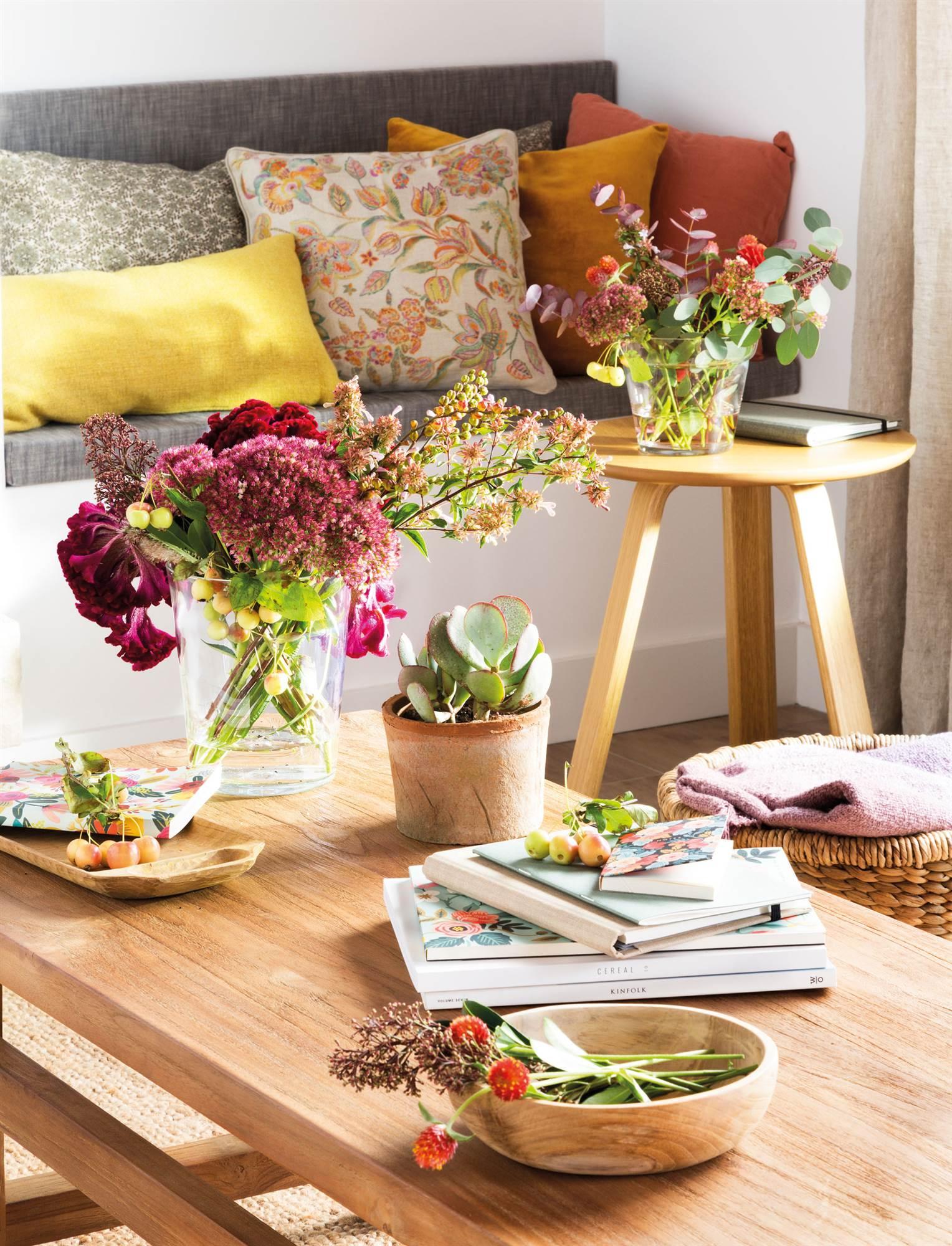Decoraci N Con Flores El Mueble # Muebles Cautivo