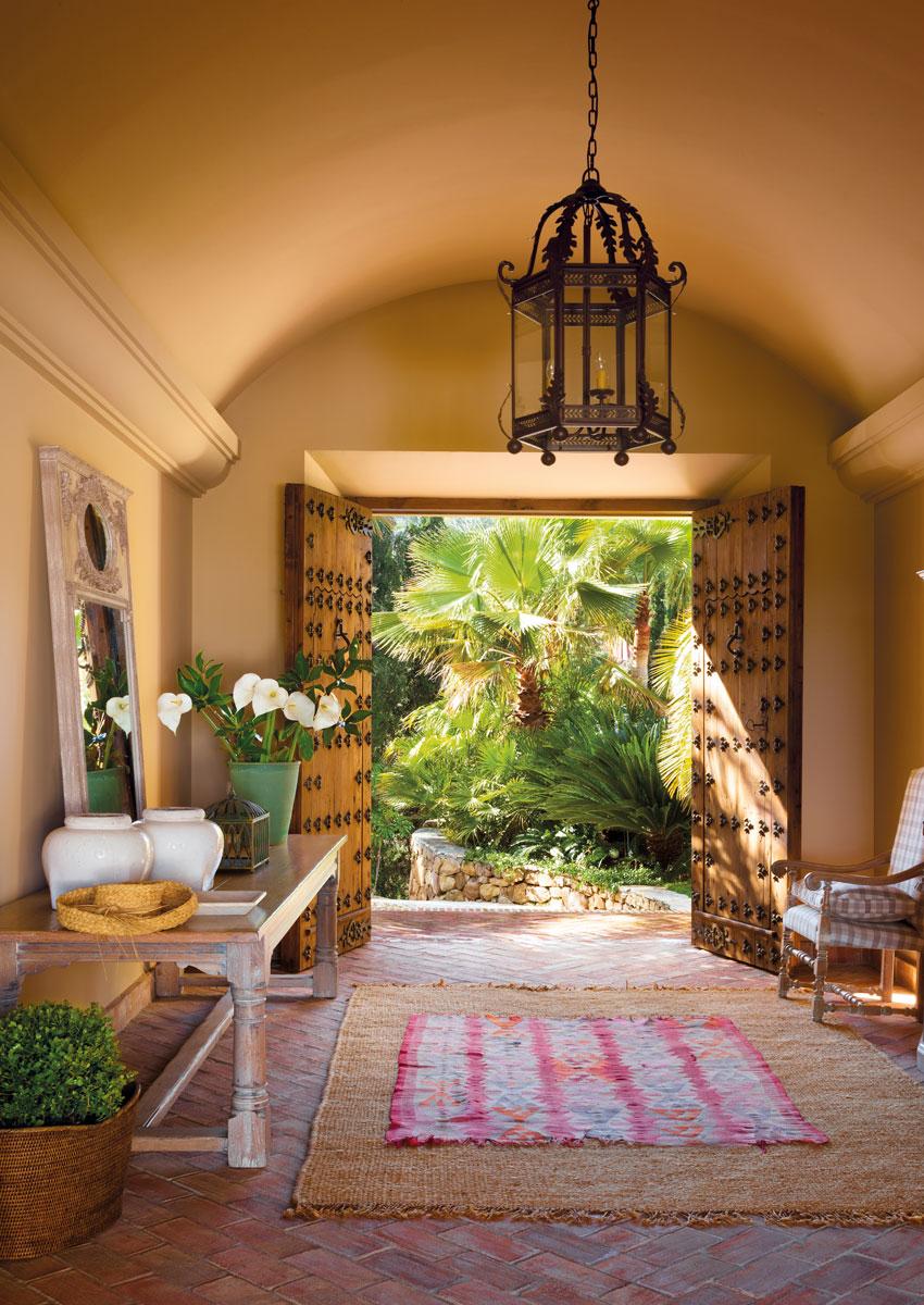Kilims las alfombras orientales m s buscadas - Lamparas de techo para recibidor ...