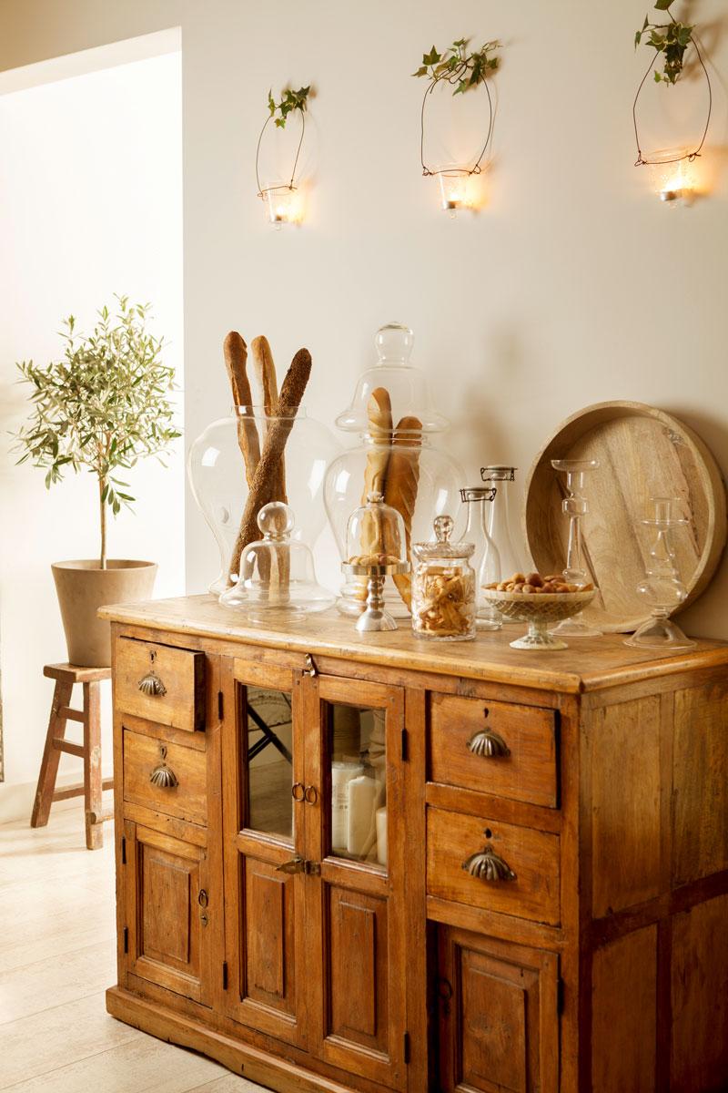 10 aparadores con estilo para toda la casa - Muebles de comedor rusticos modernos ...