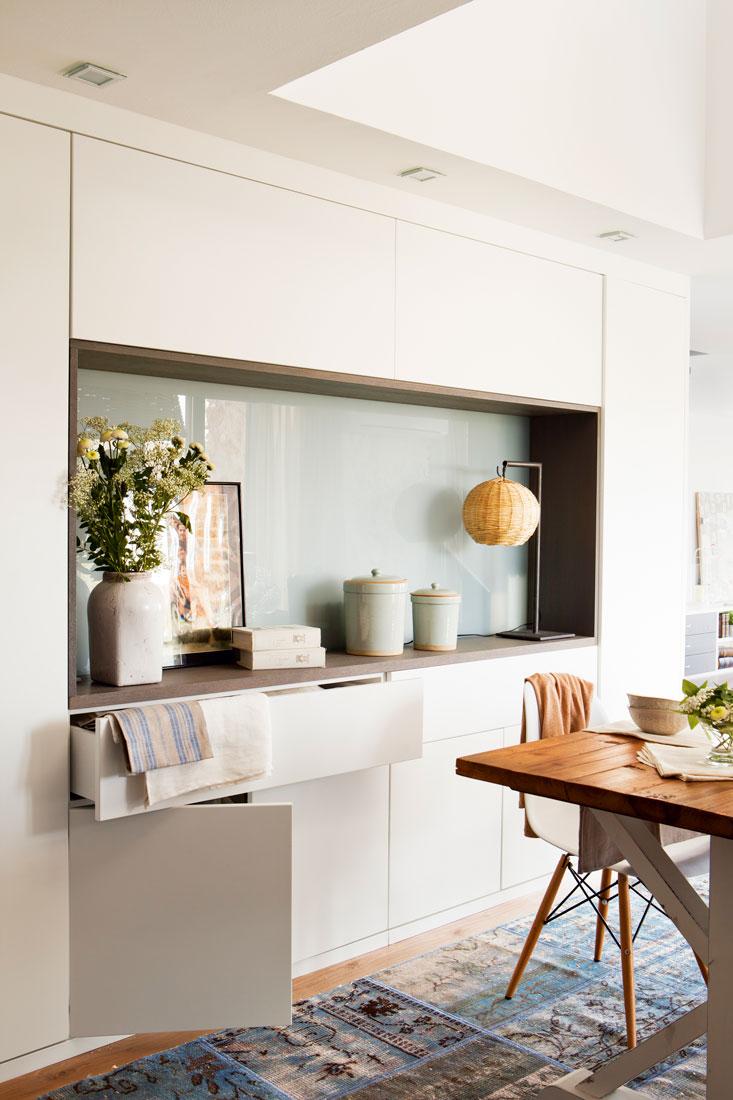 10 aparadores con estilo para toda la casa for Aparador cocina